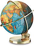 View Technical World Globe