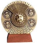 Perpetual Calendar. Please click the image to see the item sheet.