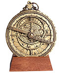 Modern Astrolabe (Medium size). Please click the image to see the item sheet.